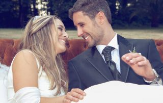 reportaje recién casados en Vigo