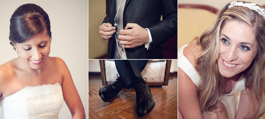 silvafoto: vestidos novia, zapatos novio, detalles boda