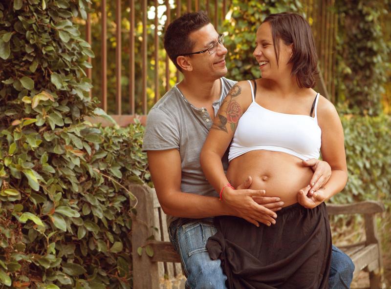Fotografía embarazo Vigo Barcelona